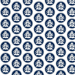 Spidyclops / blue