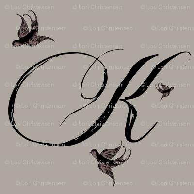 K is for Kelley