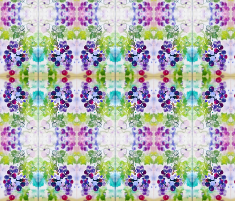 Grapes_Reg_Soft_ed fabric by tree_of_life on Spoonflower - custom fabric