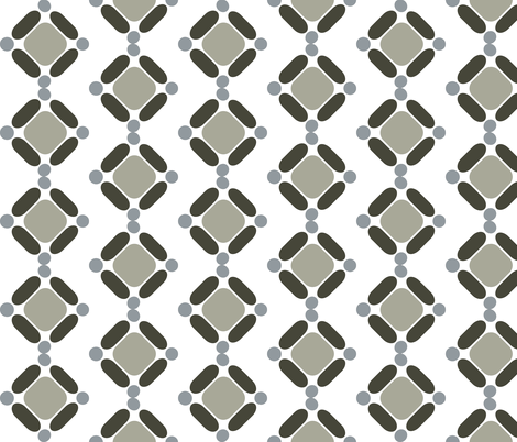 UMBELAS DOTT 9 fabric by umbelas on Spoonflower - custom fabric