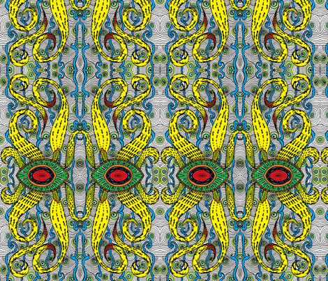 Breath_edited_with_colour fabric by g-mana on Spoonflower - custom fabric