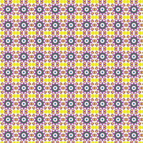 lilykaleidoscoprpurplegreenyellow