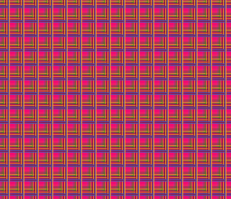Ecosse et Pérou fabric by manureva on Spoonflower - custom fabric