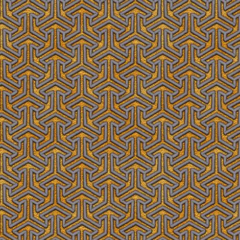 Turtle Shell - Bishamon Kikko fabric by bonnie_phantasm on Spoonflower - custom fabric
