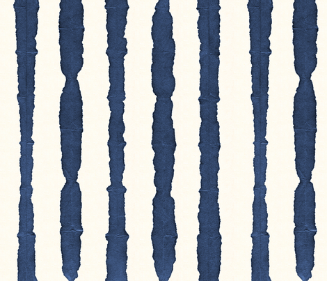 Indigo Dip Dye fabric by alicia_vance on Spoonflower - custom fabric