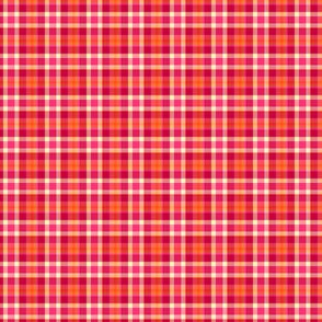 Fall'n For Pink! - Pinky Plaid - © PinkSodaPop 4ComputerHeaven.com