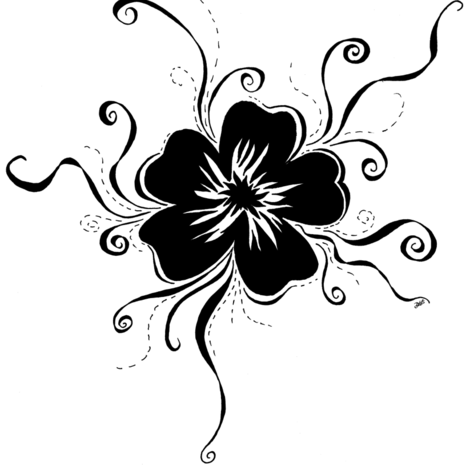 Playful Pansy - Big fabric by designergal on Spoonflower - custom fabric