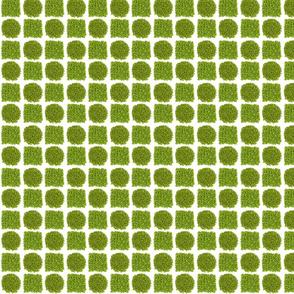 Green Cirles & Squares