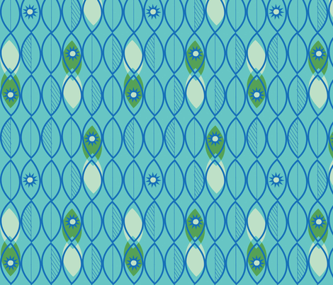 Suncoast fabric by acbeilke on Spoonflower - custom fabric