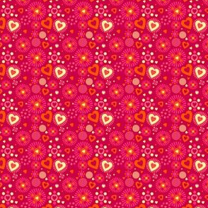 Fall'n For Pink! - Love Explosion! - © PinkSodaPop 4ComputerHeaven.com