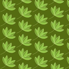 leafy flow