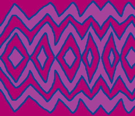 Big, Big Bang Theory fabric by susaninparis on Spoonflower - custom fabric