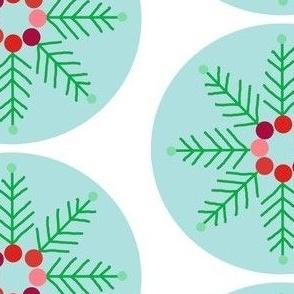 Large Evergreen Ornament
