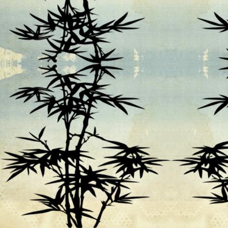 bamboo-ed fabric by dreamskyart on Spoonflower - custom fabric