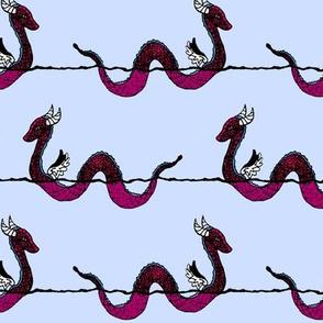 Sea Serpents Color Request