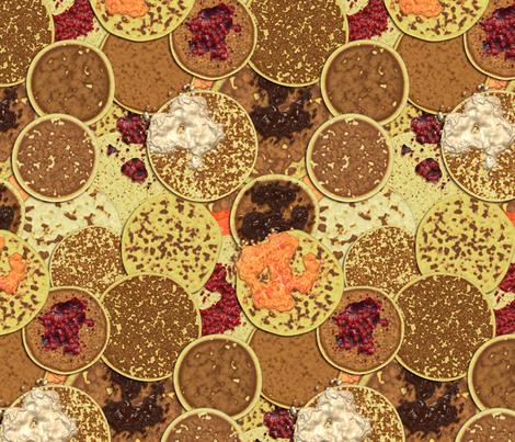 Got Pancakes? fabric by bonnie_phantasm on Spoonflower - custom fabric