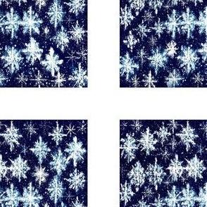 SnowflakesNapkin