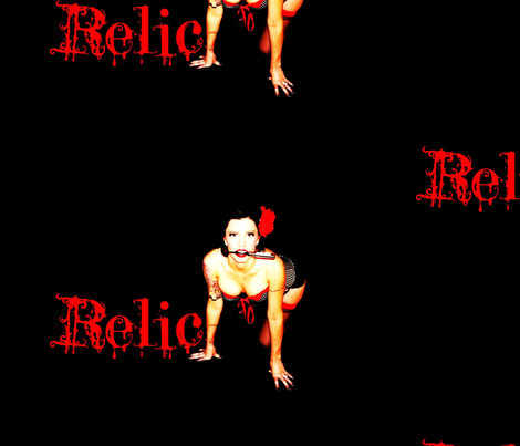 Bettie2 fabric by relicphoto on Spoonflower - custom fabric