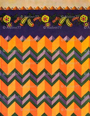 art_deco_color_designs_3_purple_orng_zig_zag