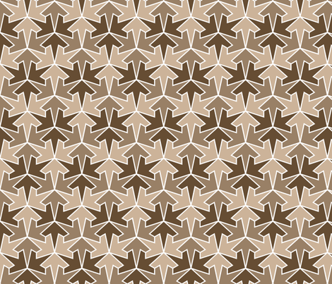 arrow 3 x3 plain fabric by sef on Spoonflower - custom fabric