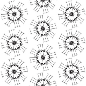 fleches florales