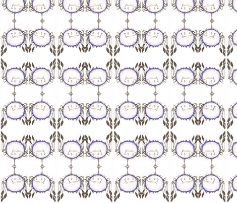 spider fabric by jessna1114 on Spoonflower - custom fabric