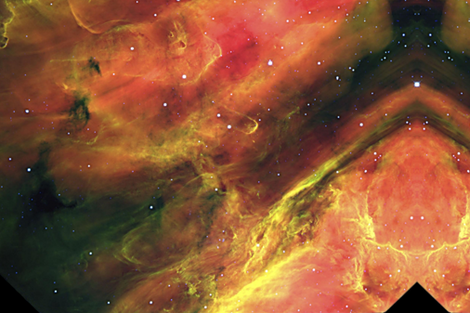 nebula__30 fabric by whotookmyname on Spoonflower - custom fabric