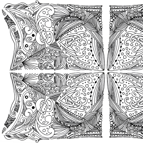 Fishtale3 fabric by akua on Spoonflower - custom fabric