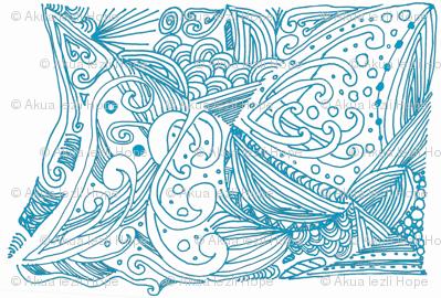 Blue Fishtale