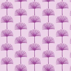 purple pouf dark