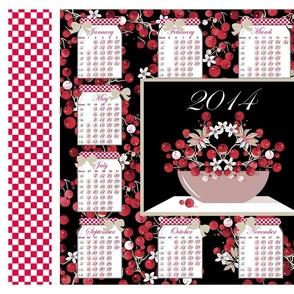 Calendar_2014 Fruit
