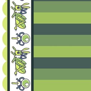 Lolita Bug: Green