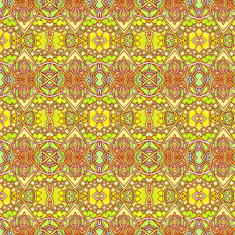 Bling Bling Gold fabric by edsel2084 on Spoonflower - custom fabric