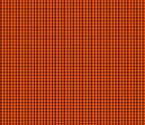 Carreaux Halloween fabric by manureva on Spoonflower - custom fabric