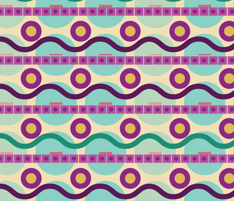 DotsonaRoll fabric by debjoseph on Spoonflower - custom fabric
