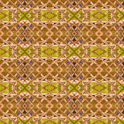 Zen Garden fabric by walkwithmagistudio on Spoonflower - custom fabric