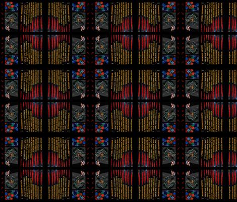 Epic Plaid fabric by walkwithmagistudio on Spoonflower - custom fabric
