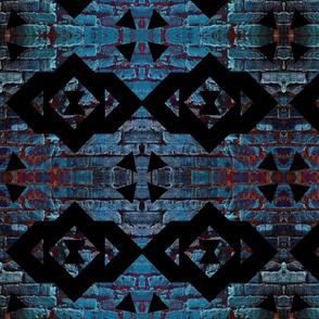 tribal brick