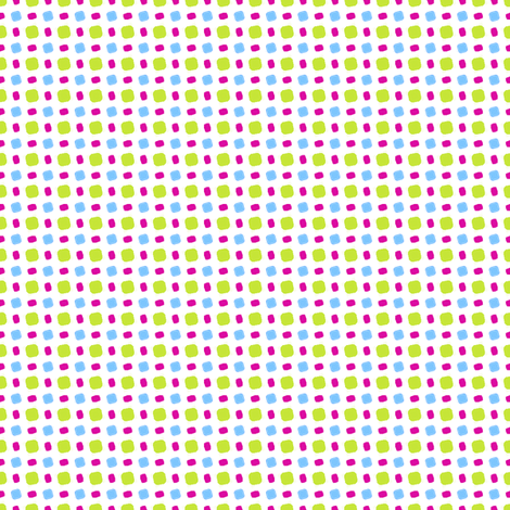Spot_Check fabric by fireflower on Spoonflower - custom fabric