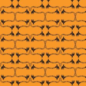 Creepy Crawlies No. 1 (Orange)