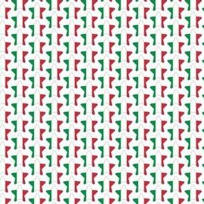 Italian Flag Star
