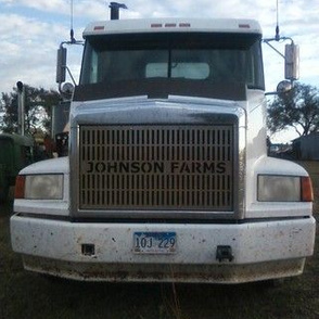Johnson Farms truck