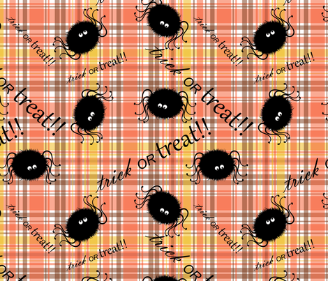 fall_halloween fabric by priti on Spoonflower - custom fabric