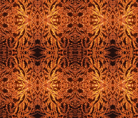 Dragon's Breath fabric by walkwithmagistudio on Spoonflower - custom fabric