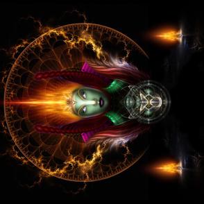 Riddian Queen Of Fire
