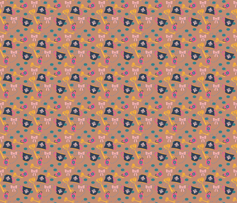 MadTeaParty fabric by viewfromtheskye on Spoonflower - custom fabric