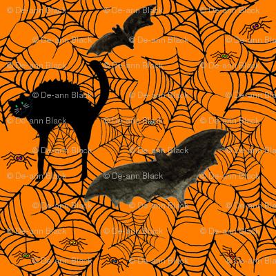 Creepy-crawly Halloween