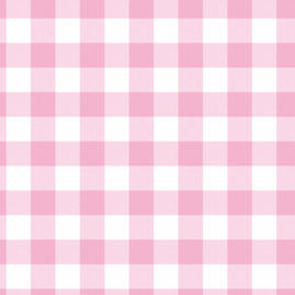 Buffalo Check in pink fabric by domesticate on Spoonflower - custom fabric