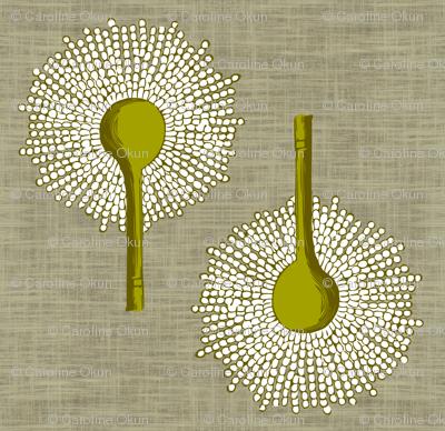 Aspergillus Organica Moss
