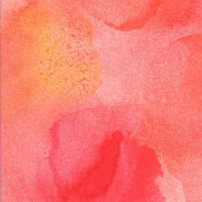 Watercolor - Summer Floral